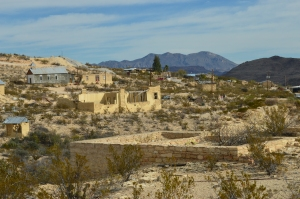 Terlingua Ghost Town